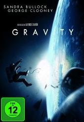 Der Film Gravity - einer der erfolgreichsten Filme 2013