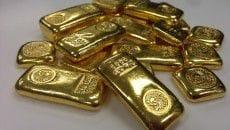 Einige Goldbarren: noch zu wenig für die reichsten Menschen der Welt!