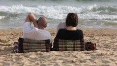 Relaxen am Strand und die Seele baumeln lassen