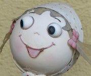Eine rausgetreckte Zunge: Lustiges Bild!