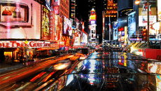 New York: Broadway Musicals