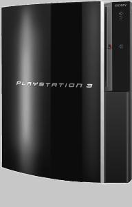 Die alte Playstation 3 von Sony