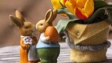 Osterhasen - gehören sie zu den Osterbräuchen?