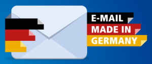 E-Mail Made in Germany bei 1&1