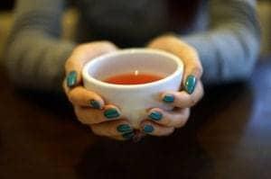 Abwarten und Tee trinken - und gesund werden?
