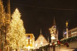 Der Weihanchtsmarkt in München - mein schönster Weihnachtsmarkt