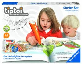 Top Geschenk für Kinder - auch 2014: Tiptoi von Ravensburger