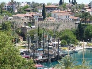 Antalya - Häusermeer an der Türkischen Reviera