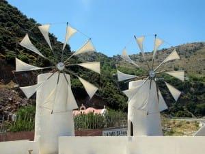 Landschaft auf der griechischen Insel Kreta
