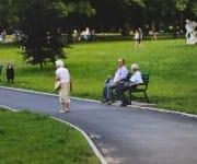 Seniorentelefone - nichts für den Park