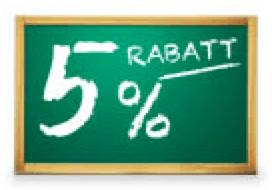 5% Rabatt für Studenten auf Apple MacBooks