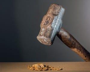 Prüfungsangst: Der Hammer!