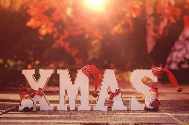 Frohes Fest & schöne Weihnachten!