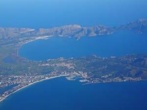 Bucht von Pollenca/Alcudia