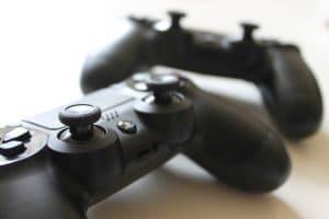 Joystick für PS4 Spiele