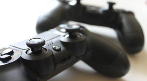 Playstation Joystick