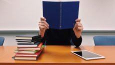 Ein BWL Student