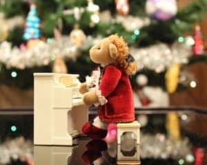 Top Weihnachtslieder.Die Top 10 Der Meistgekauften Weihnachtslieder Deutschlands
