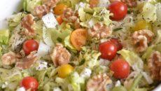 basischer Salat